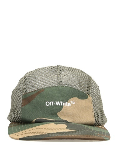 Off-White Şapka Renkli